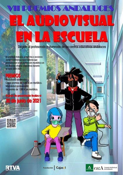 El Consejo Audiovisual de Andalucía convoca los VII Premios 'El Audiovisual en la Escuela'