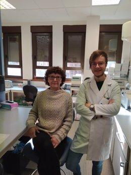 Los investigadores de la Universidad de Oviedo partiicpantes en el estudio sobre artritis reumatoide.