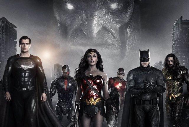 ¿A Qué Hora Y Donde Ver El Snyder Cut De Liga De La Justicia?