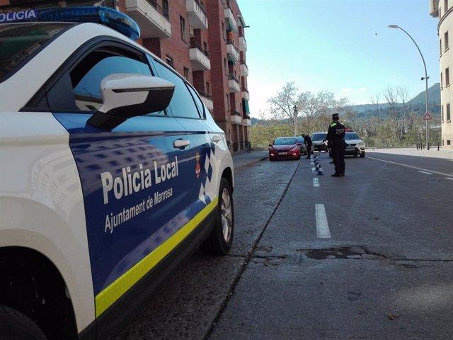 Archivo - Policia Local de Manresa (Arxiu).