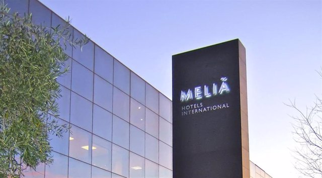 Archivo - Imagen de Meliá Hotels International.