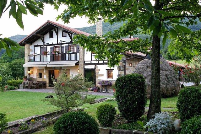 Alojamiento rural en Euskadi