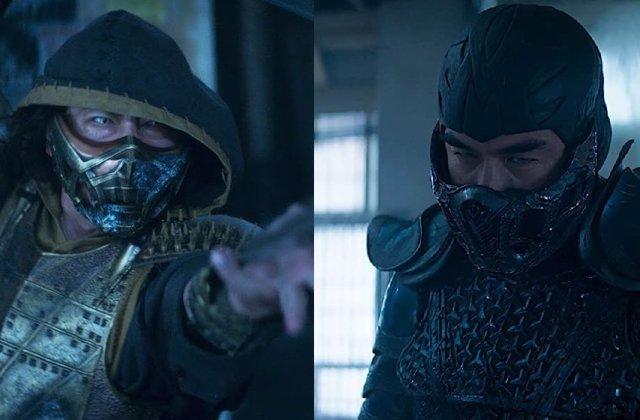 Mortal Kombat comenzará con el histórico combate entre Scorpion y Sub-Zero