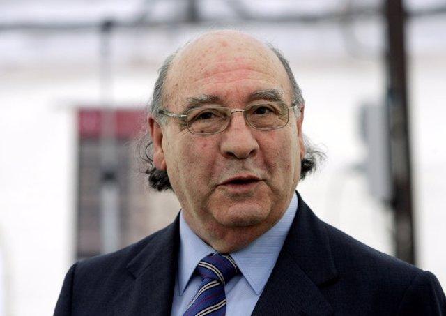 Xosé Ramón Barreiro, historiador y expresidente de la RAG
