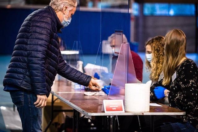 Elecciones generales en Países Bajos durante la pandemia de coronavirus