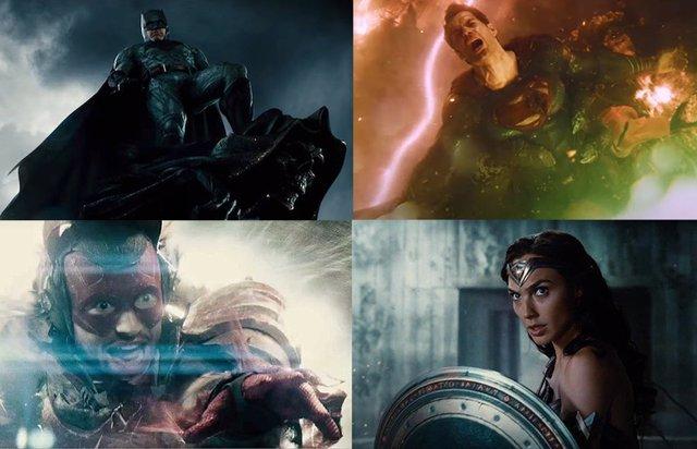 Todo lo que debes recordar antes de ver Liga de la Justicia Snyder Cut