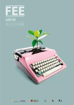 Cartel de la Feria de Editores que se desarrollará del 6 al 11 de abril en León.