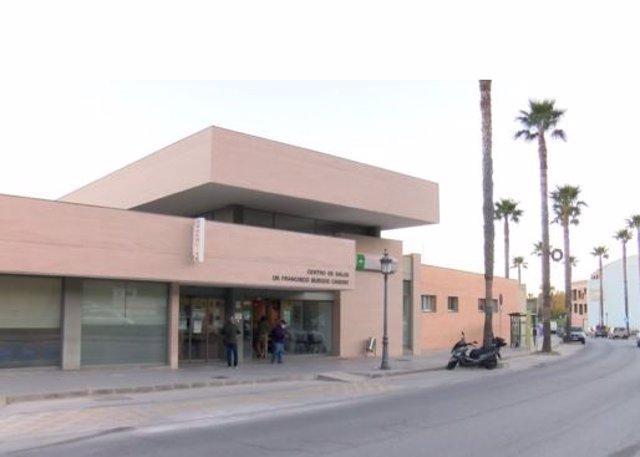 Centro de salud de Alhaurín el Grande (Málaga)