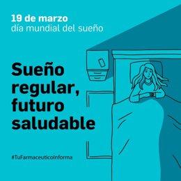 Los farmacéuticos alertan de que más de 4 millones de españoles padecen trastornos del sueño
