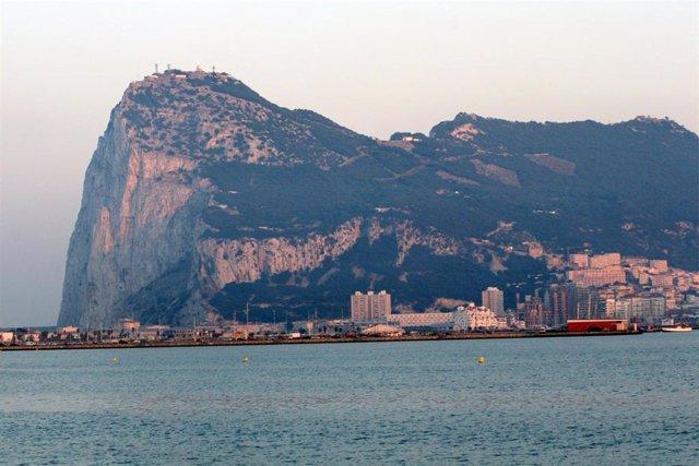Archivo - Imagen de El Peñón de Gibraltar