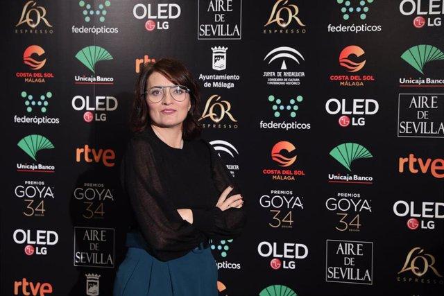 Archivo - Silvia Abril, en una foto de archivo de Europa Press