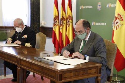 Iberdrola y el Ministerio de Defensa amplían su colaboración en programas de investigación y formación