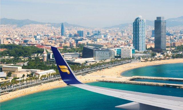 Icelandair reprèn el vol directe entre Barcelona i Reykjavík aquest estiu