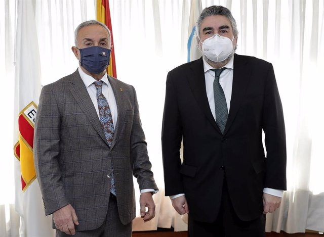 El presidente del COE, Alejandro Blanco, y el ministro de Cultura y Deporte, José Manuel Rodríguez Uribes, impulsarán la Ley del Deporte y el Programa ADO.