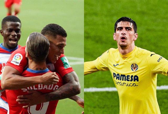 Granada y Villarreal, en cuartos de la Liga Europa