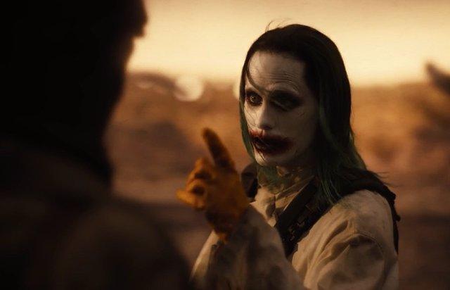 El final y la secuencia Knightmare del Snyder Cut, explicados