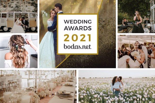 Los Wedding Awards reconocen a los proveedores mejor valorados