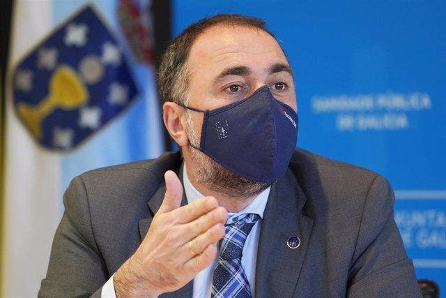 Entrevista a Julio García Comesaña, Conselleiro de Sanidad de la Xunta de Galicia