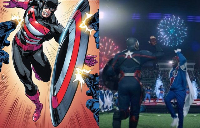 Archivo - ¿Quién Es El Nuevo Capitán América De Falcon Y El Soldado De Invierno?