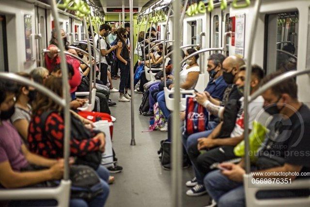 Archivo - Metro de Buenos Aires