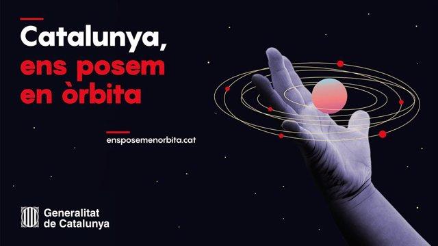 El Govern llançarà el seu primer nanosatélite, 'Enxaneta', el diumenge 21 de març a les 7.00 hores