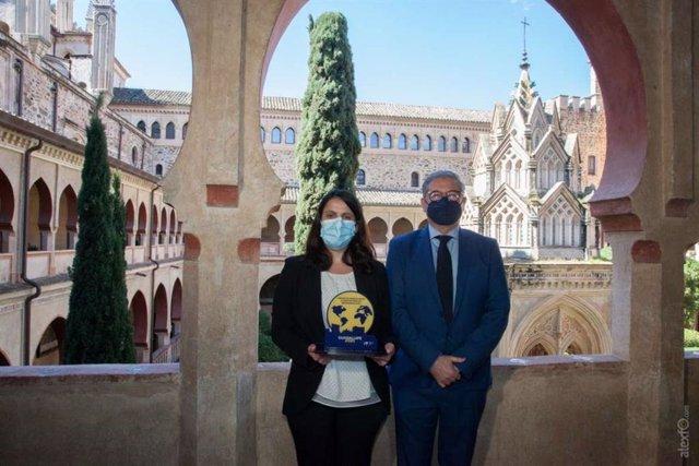 La brasileña Monique Palma gana el I Premio de Investigación a Tesis Doctorales Iberoamericanas que convoca la Fundación Yuste