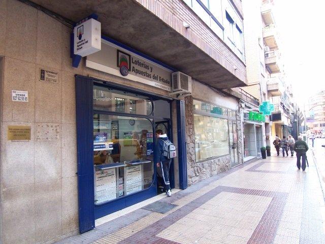 Archivo - Administración de loterías.