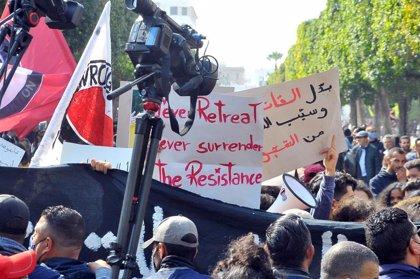 Túnez reconoce 129 muertos y 634 heridos durante la Revolución de los Jazmines de 2011