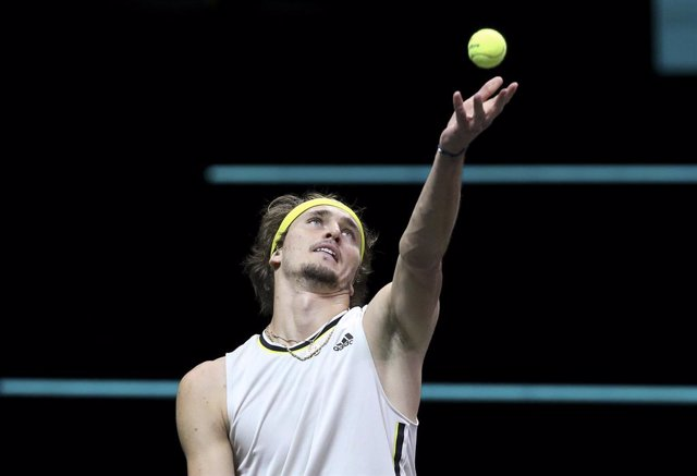Alexander Sasha Zverev of Germany during day 3 of the 48th ABN AMRO World Tennis Tournament, an ATP Tour 500 tournament on March 3, 2021 at the Rotterdam Ahoy in Rotterdam, Netherlands - Photo Jean Catuffe / DPPI