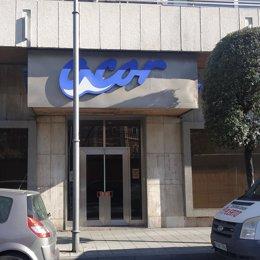 Sede de las 'Oficinas Centrales' de ACOR en Valladolid.