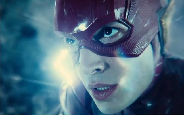 Ezra Miller es The Flash en Snyder Cut de Liga de la Justicia