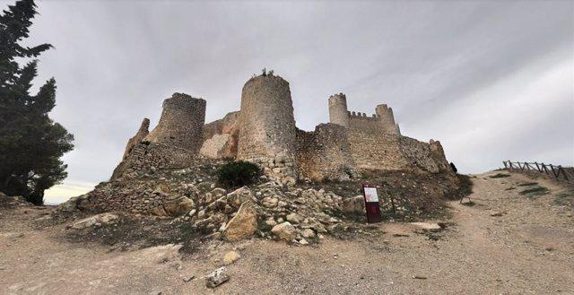 Castillo de Alcalà de Xivert (Castellón)