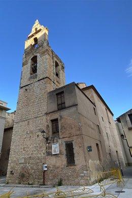Archivo - Parroquia de Santa Catalina de Alzira (Valencia)