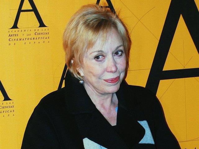 Archivo - Arxiu - L'actriu Rosa Maria Sardà