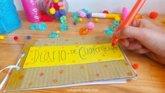 Foto: Diario de la cuarentena: manualidades educativas para niños