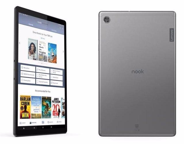 La nueva tablet NOOK de 10 pulgadas