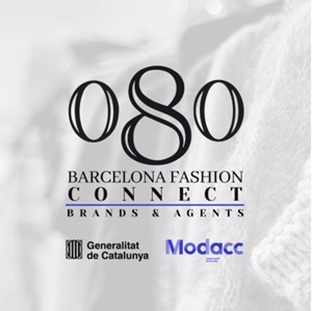 Logo de l'esdeveniment digital 080 Barcelona Fashion Connect