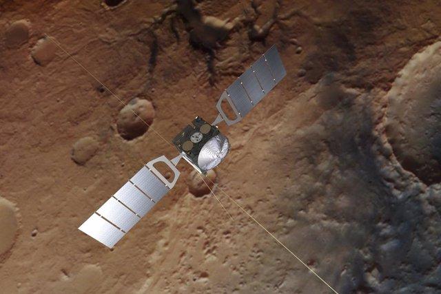 Nave Mars Express