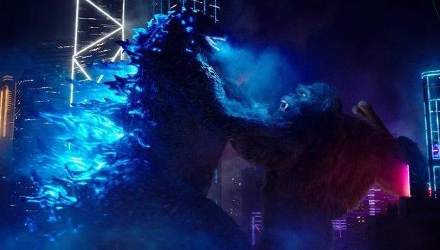 Primeras reacciones a Godzilla vs Kong