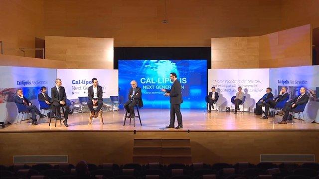 Administraciones y sociedad civil cierran filas para impulsar Cal·lípolis Next Generation.