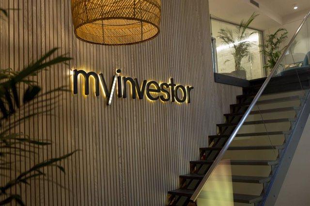Archivo - Logotip de MyInvestor (Recurs)