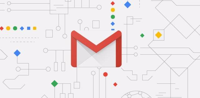 Archivo - Logo de Gmail