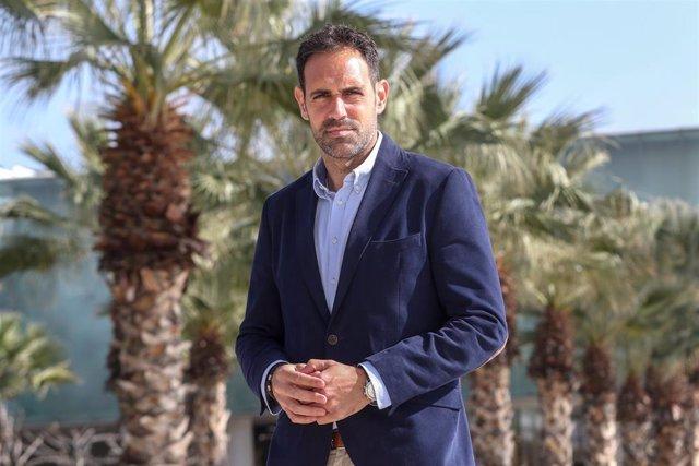 Archivo - Javier Frutos, reelegido presidente de la Federación de Empresarios de Hostelería de Andalucía.