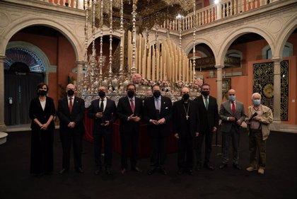 Cajasol.-Fundación Cajasol entrega sus premios 'Gota a Gota de Pasión' 2021