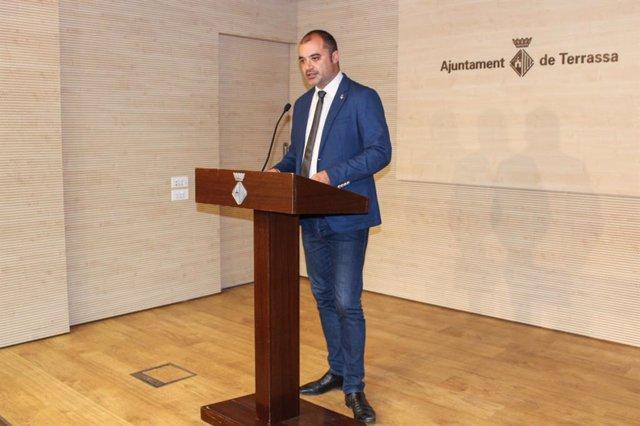 Archivo - Arxivo - L'alcalde de Terrassa, Jordi Ballart.