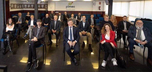Reunió del comitè executiu de Pimec