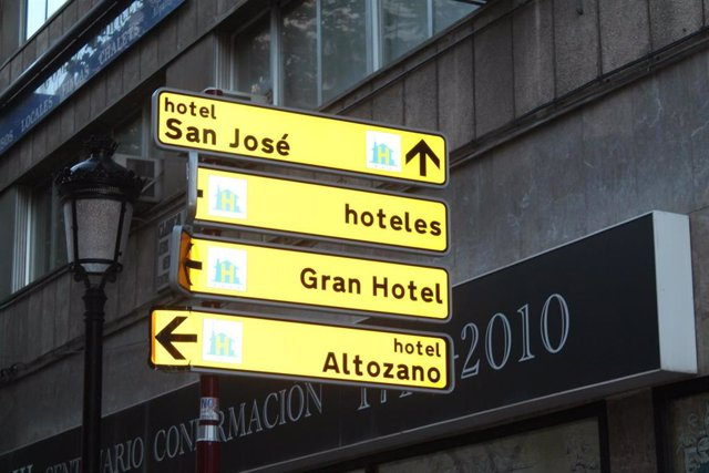 Archivo - HOTELES