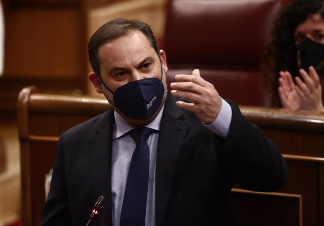 El ministro de Transportes y secretario de Organización del PSOE, Jose Luis Ábalos