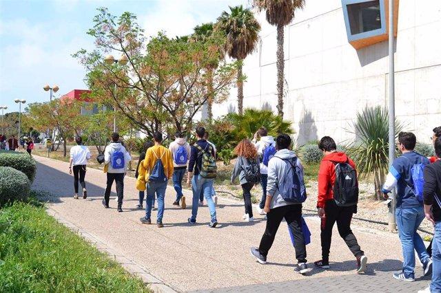 Archivo - Campus de la UAL