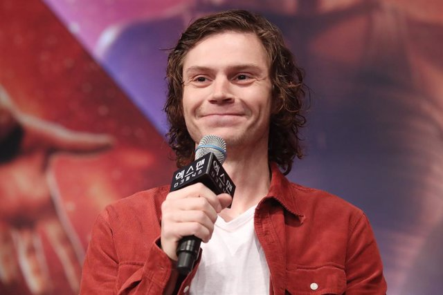 Archivo - 27 May 2019, South Korea, Seoul: USactor Evan Peters, attends a press conference for the X-men:Dark Phoenix film. Photo: -/YNA/dpa